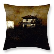 Standing Out Throw Pillow