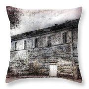 Standish Hall Throw Pillow