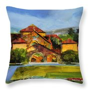 Stanford Chapel Throw Pillow