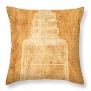 Stanley Cup 1a Throw Pillow