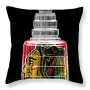 Stanley Cup 6 Throw Pillow