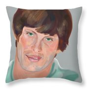 Stanley  Throw Pillow