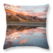 Stansbury Reflections Throw Pillow