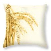 Staple Crop Throw Pillow