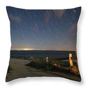 Star Light Point Throw Pillow