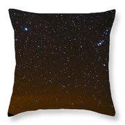 Star Light - Star Bright Throw Pillow