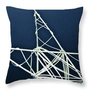 Star Light Star Bright Throw Pillow