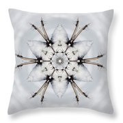 Star Of Fcp Throw Pillow