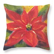 Star Of Hope Throw Pillow