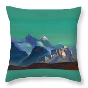Star Of The Morning Throw Pillow