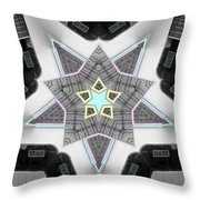 Star System Throw Pillow