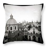 Serene Prague Throw Pillow