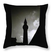Stark Istanbul Throw Pillow