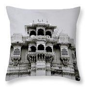 Stark Udaipur Throw Pillow