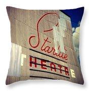 Starlite  Throw Pillow