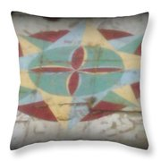 Starry Night By Jc Throw Pillow