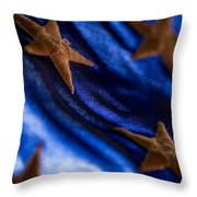 Stars Throw Pillow
