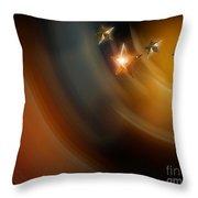 Stars Of India Throw Pillow