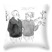Start Bitching About Our Allergies Throw Pillow