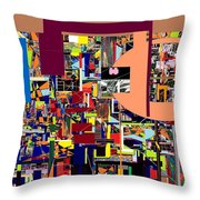 Wiping Out The Language Of Amalek 24  Throw Pillow