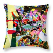 Wiping Out The Language Of Amalek 9dbj Throw Pillow