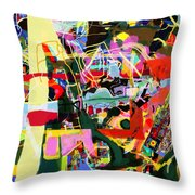 Wiping Out The Language Of Amalek 9dbl Throw Pillow