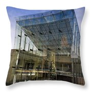 State Library Of South Australia Throw Pillow
