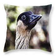 State Official V2 Throw Pillow