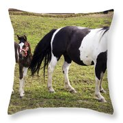 Stay Close Throw Pillow
