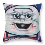Stay Puff Throw Pillow