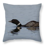 Stealth Mode Throw Pillow