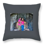 Stearns 4 Throw Pillow