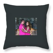 Stearns 6 Throw Pillow