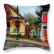 Steep Street Ladysmith Throw Pillow