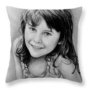 Stefanie Throw Pillow