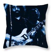 Stella Blue At Winterland 3 Throw Pillow