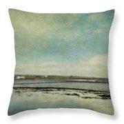 Stella Maris Ballycastle Throw Pillow by Marion Galt