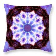 Stellar Spiral Eagle Nebula I Throw Pillow