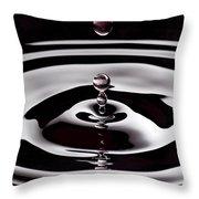 Stellar Throw Pillow by Vickie Szumigala