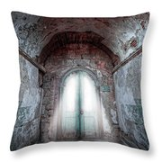 Step Into The Light Throw Pillow