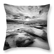 Step Stone Revisited Throw Pillow