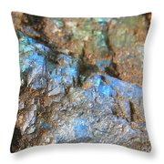 Step To Bliss Throw Pillow