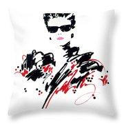Stephanie Throw Pillow
