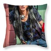 Stephen Throw Pillow