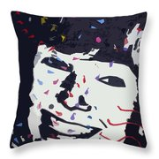 Stephy Throw Pillow