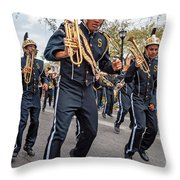 Steppin' Out Throw Pillow