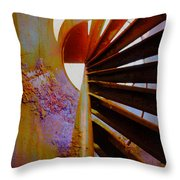 Steps To Shine  Throw Pillow