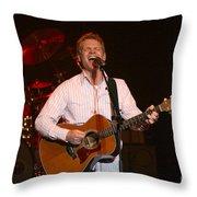 Steven Curtis Chapman 8304 Throw Pillow