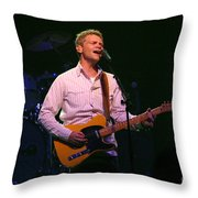 Steven Curtis Chapman 8431 Throw Pillow
