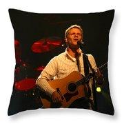Steven Curtis Chapman 8537 Throw Pillow